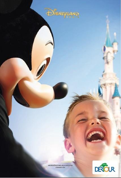 Disneyland – najlepsza oferta DER TOUR