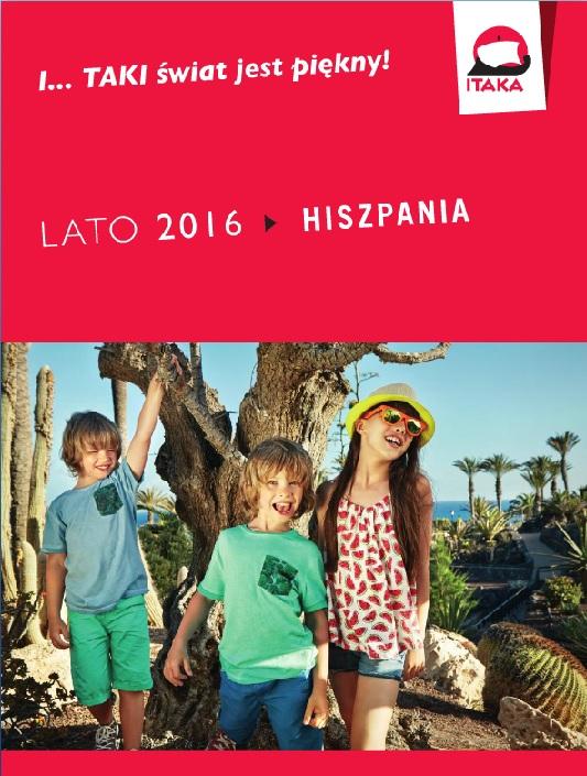 ITAKA LATO 2016 HISZPANIA