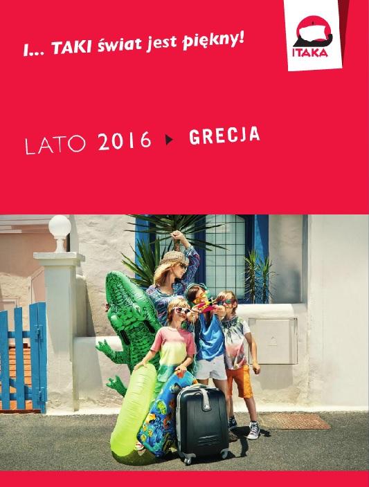 ITAKA LATO 2016 GRECJA