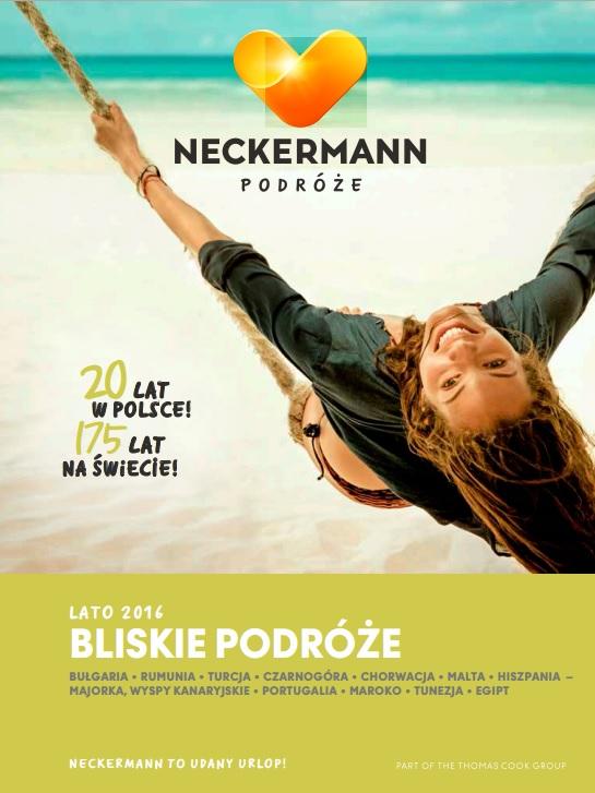 NECKERMANN LATO 2016 BLISKIE PODRÓŻE