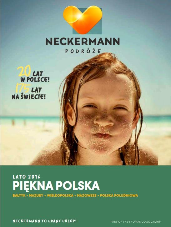 NECKERMANN LATO 2016 PIĘKNA POLSKA
