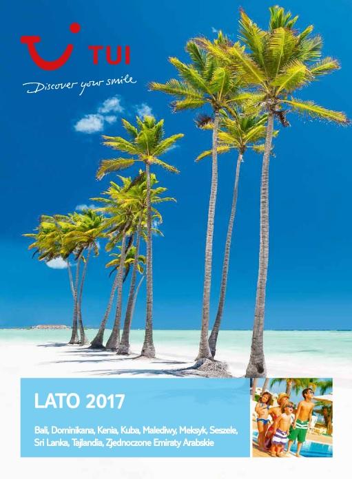 TUI Lato 2017 Egzotyka