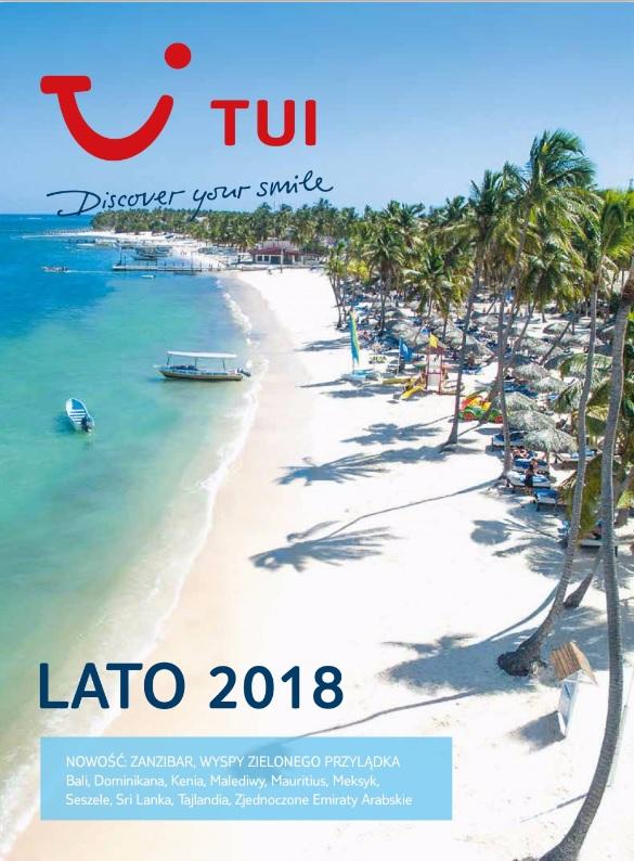 TUI Lato 2018 Egzotyka