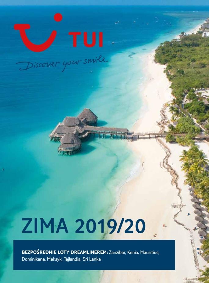 TUI ZIMA 2019/20