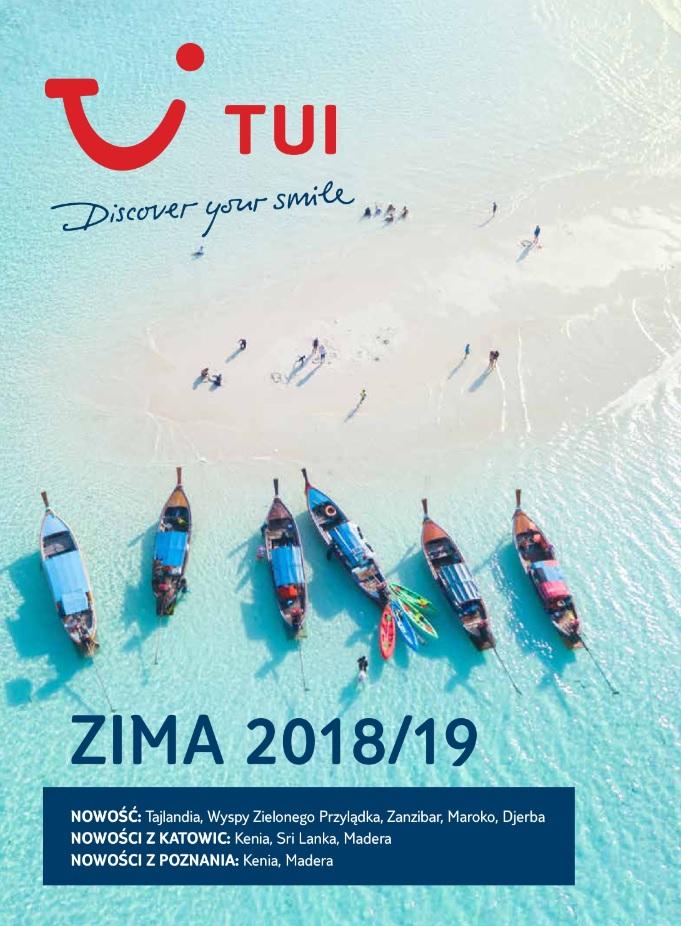 TUI ZIMA 2018/19