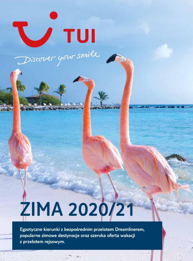 TUI ZIMA 2020/21