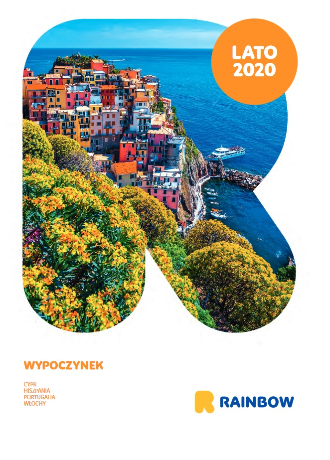 RAINBOW TOURS LATO 2020