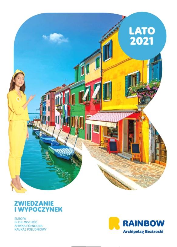 RAINBOW TOURS LATO 2021